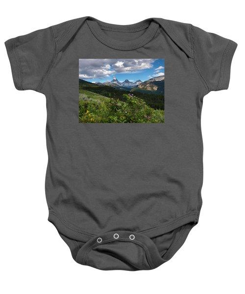 Teton Range Baby Onesie