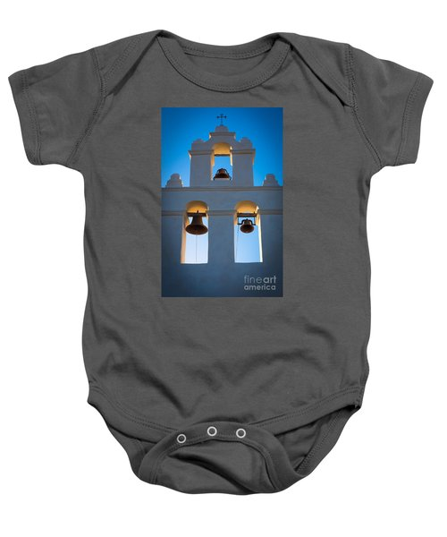 Texas Mission Baby Onesie