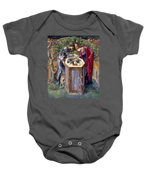 The Baleful Head, C.1876 Baby Onesie