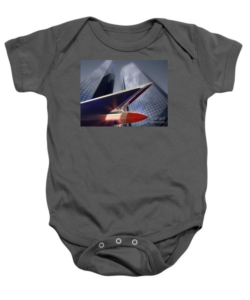 The Bank Baby Onesie