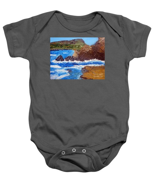 The Beauty Of Nature  Baby Onesie