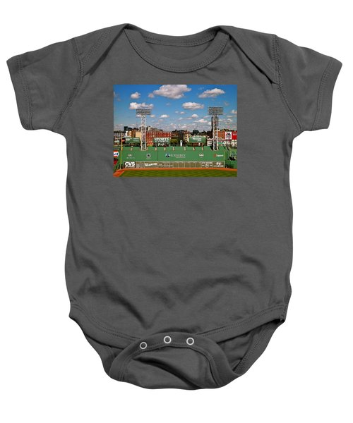 The Classic II Fenway Park Collection  Baby Onesie