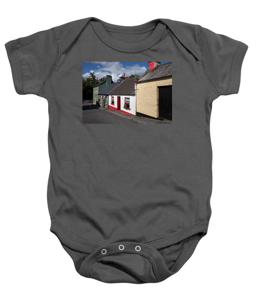 The Dying Man House From The Quiet Man Baby Onesie
