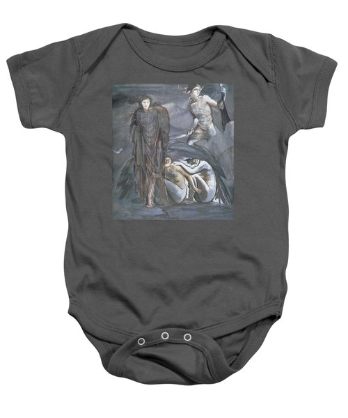 The Finding Of Medusa, C.1876 Baby Onesie