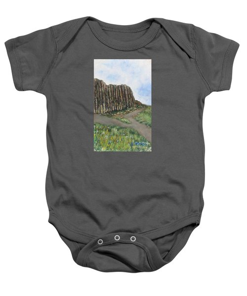 The Giant's Causeway Baby Onesie
