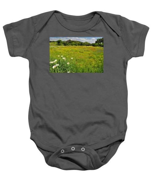 The Glory Of Spring Baby Onesie