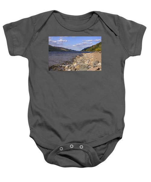 The Great Glen Baby Onesie