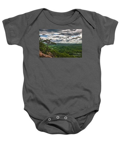 The Great Valley Baby Onesie