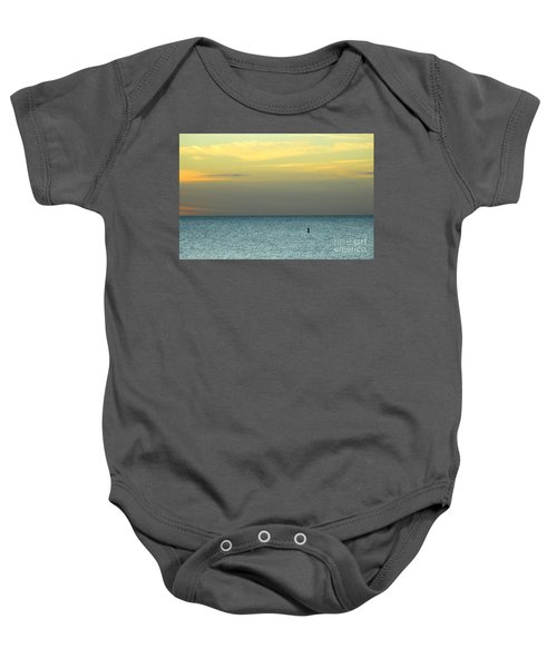 The Gulf Of Mexico Baby Onesie