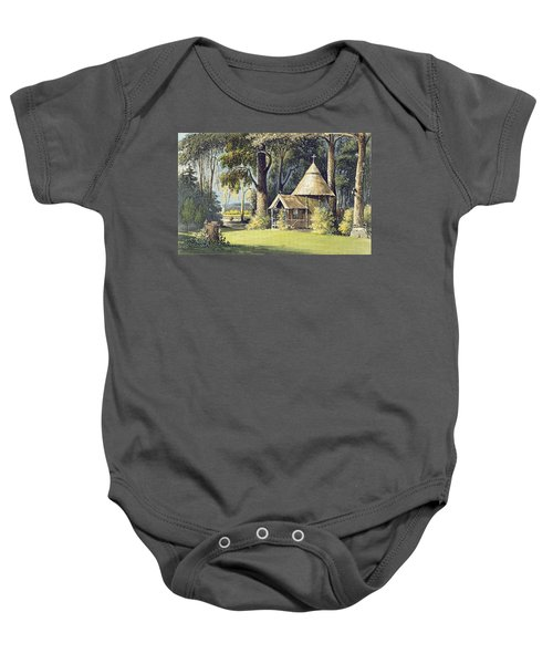 The Hermitage, From Ackermanns Baby Onesie