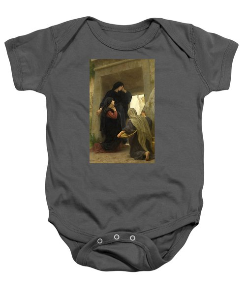 The Holy Women At The Tomb Baby Onesie