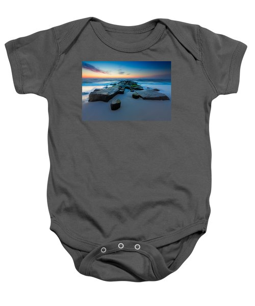 The Jetty Baby Onesie