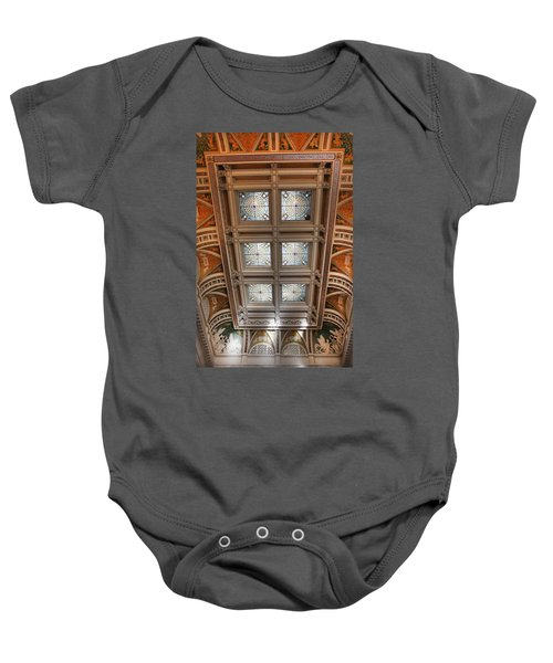 The Library Of Congress Baby Onesie