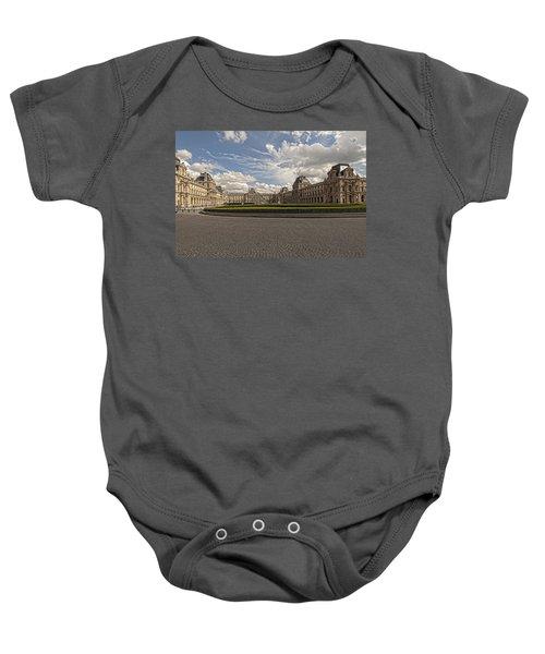 The Louvre Baby Onesie