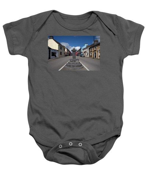 The Market Cross - And Quiet Man Pub Baby Onesie