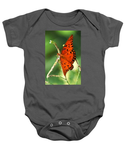 The Passion Butterfly Baby Onesie