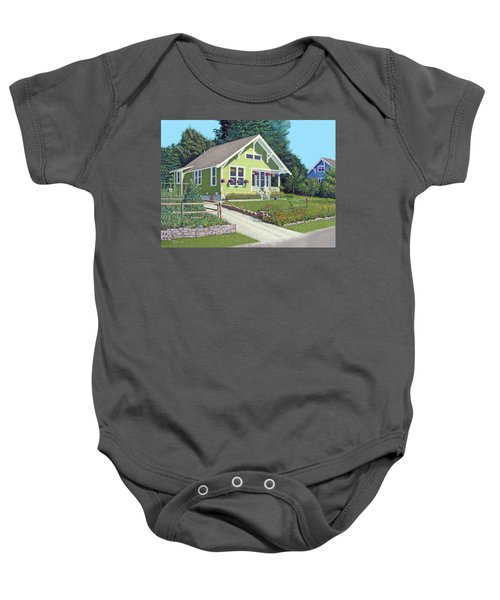 Our Neighbour's House Baby Onesie