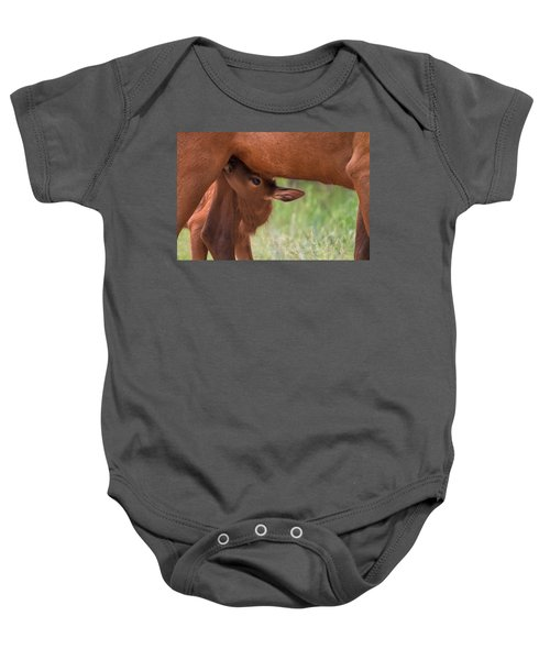 The Right Stuff Baby Onesie