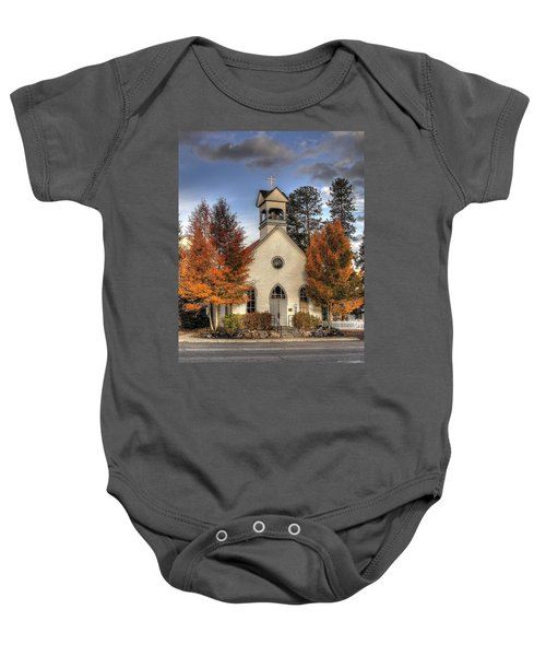 The Spirit Of Breckenridge Baby Onesie