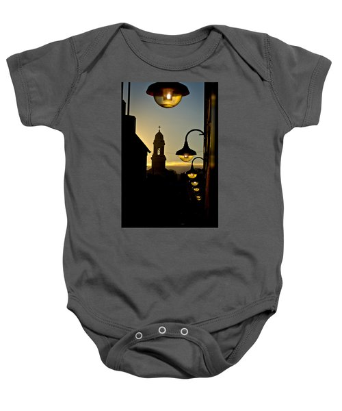 The St. Paul Church Baby Onesie