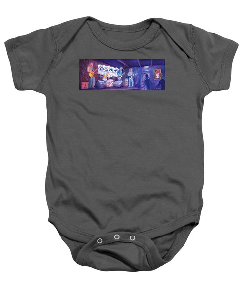 The Steepwater Band Baby Onesie