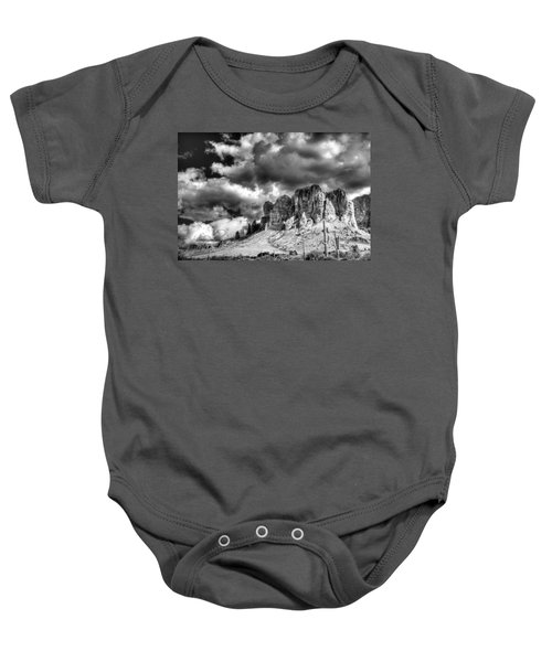 The Superstitions  Baby Onesie
