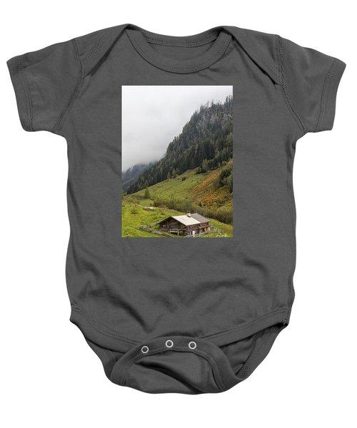 The Wimmertal In Tirol Baby Onesie