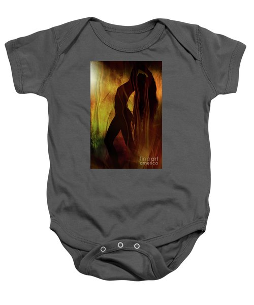 The Witches Dance... Baby Onesie
