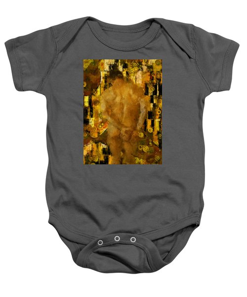 Thinking About You Baby Onesie