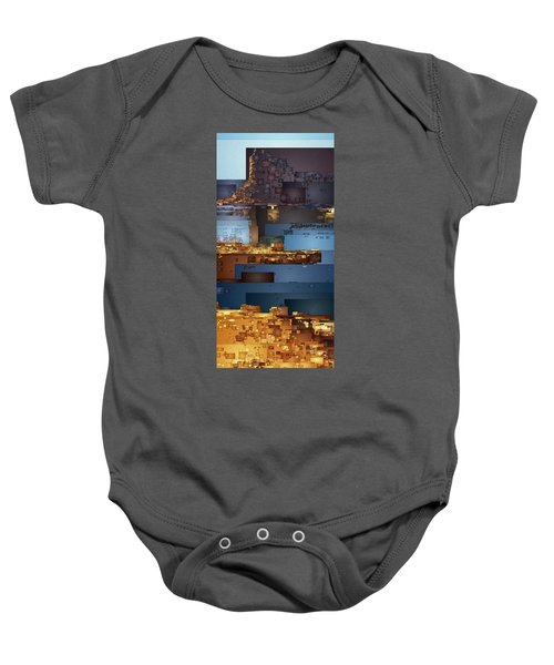 This Is Lake Powell Baby Onesie