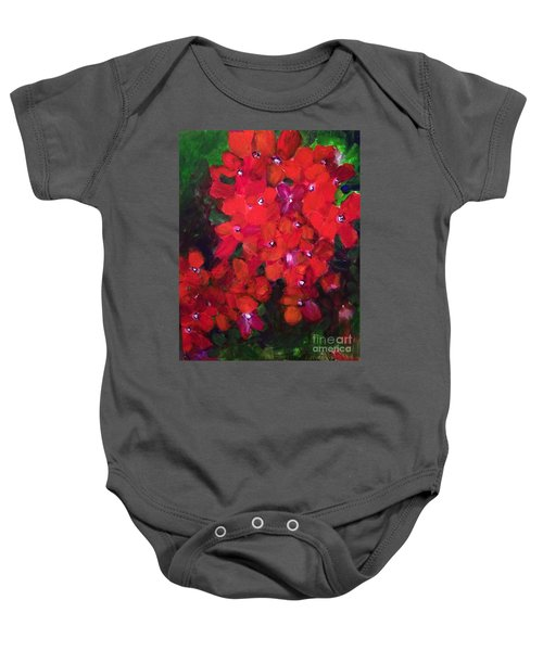 Thriving To Be Noticed Baby Onesie