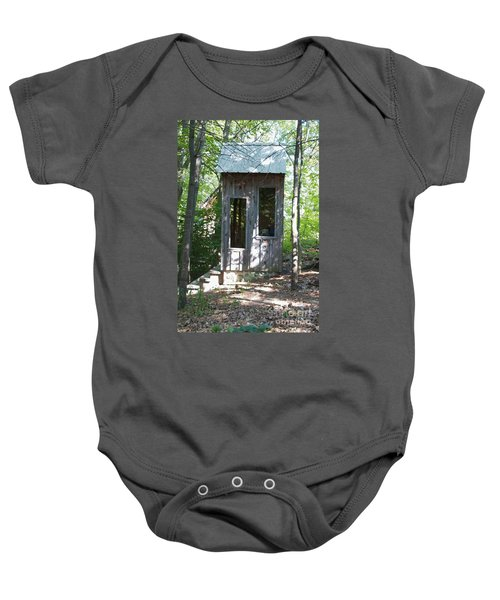 Throne With A View Baby Onesie