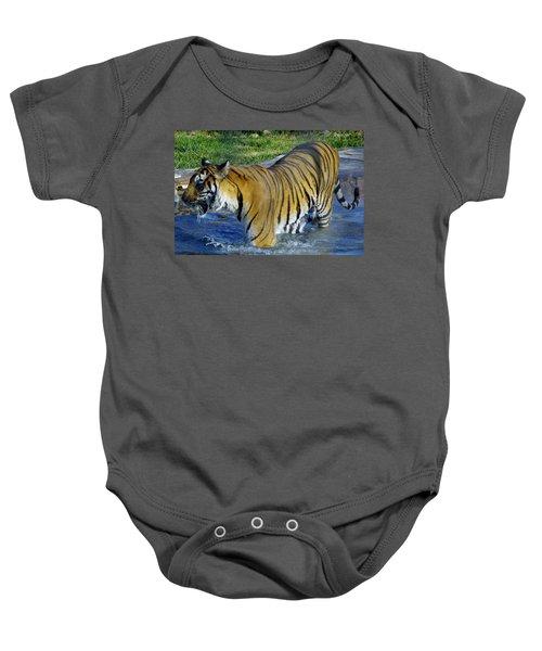 Tiger 4 Baby Onesie