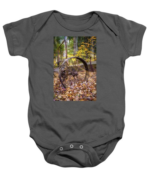 Time Gone By Baby Onesie