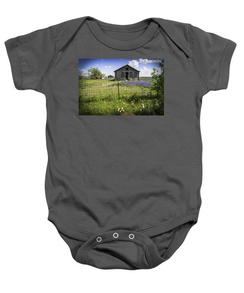 Times Past Baby Onesie