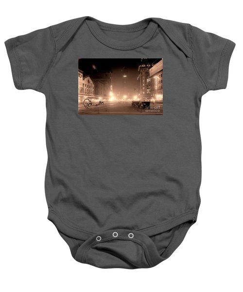 Timesquare 1911 Reloaded Baby Onesie
