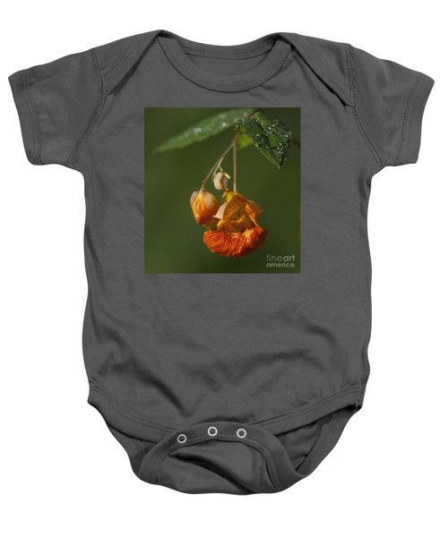 Touch Me Not.. Baby Onesie