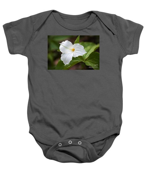 Trillium Baby Onesie