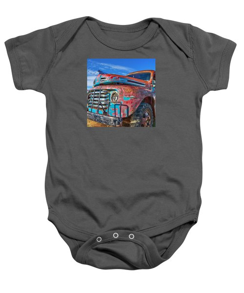 Heavy Duty Baby Onesie