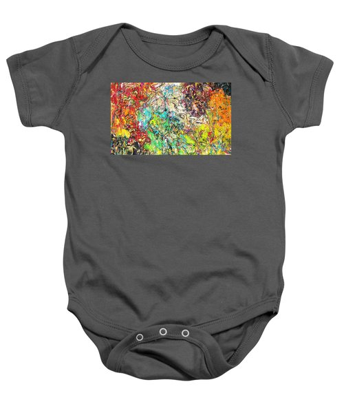 True Happiness Baby Onesie