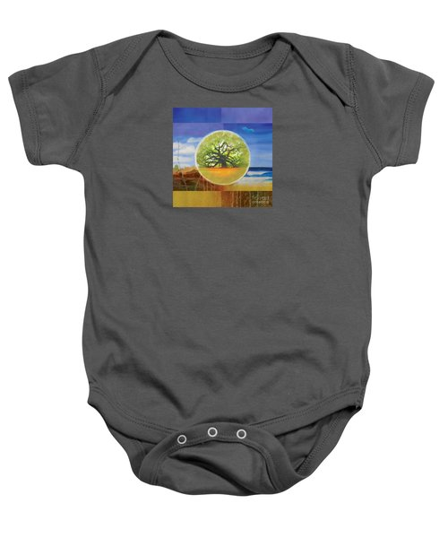 Truths Baby Onesie