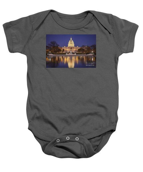 Twilight At Us Capitol Baby Onesie