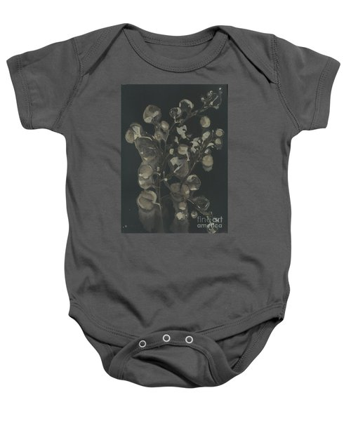 Twists And Turns 2 Baby Onesie