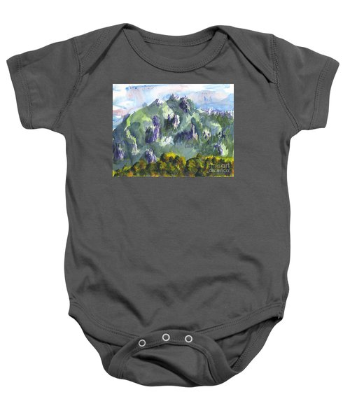 Uintah Highlands 1 Baby Onesie