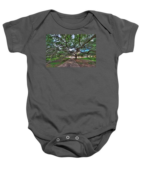Under The Century Tree Baby Onesie