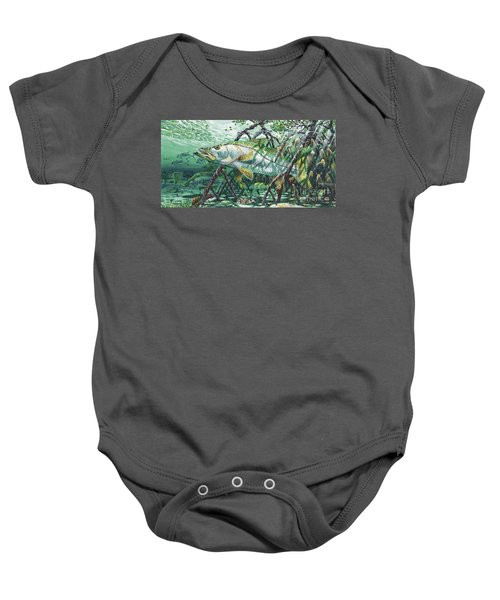 Undercover In0022 Baby Onesie by Carey Chen