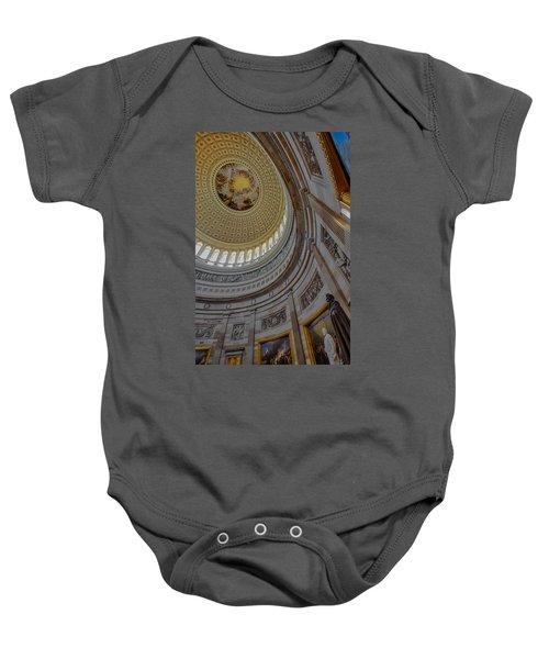 Unites States Capitol Rotunda Baby Onesie