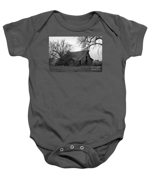 Until The Cows Come Home Baby Onesie