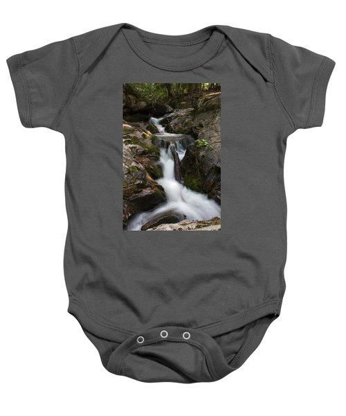 Upper Pup Creek Falls Baby Onesie