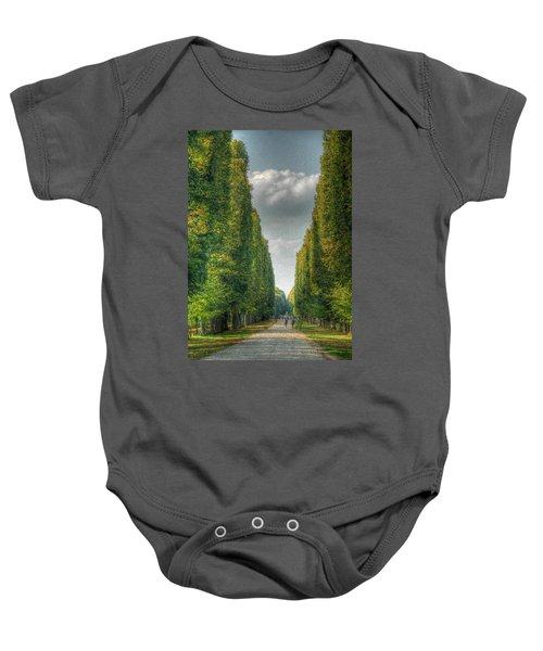Versailles Promenade Baby Onesie